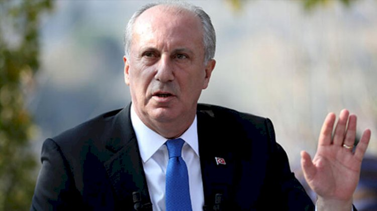 Muharrem İnce'den Kemal Kılıçdaroğlu'na: Geç de olsa doğru bir yola girmiştir