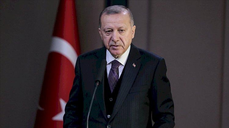 Erdoğan: Ben Biden'a yabancı birisi değilim