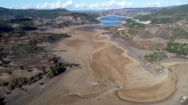 Barajlar boşaldı, su kullanımıyla ilgili ilk yasaklar geldi