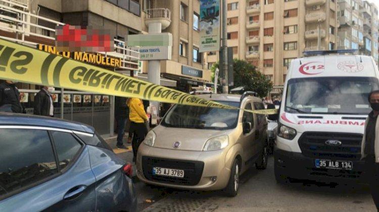 İzmir'de eski eş dehşeti