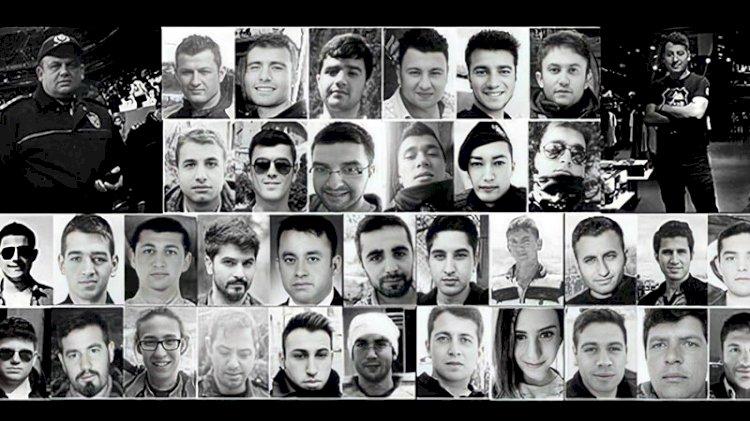 Beşiktaş şehitleri unutulmadı