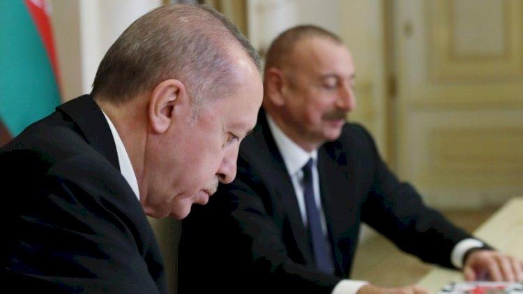 Erdoğan ve Aliyev'den 6'lı platform çağrısı