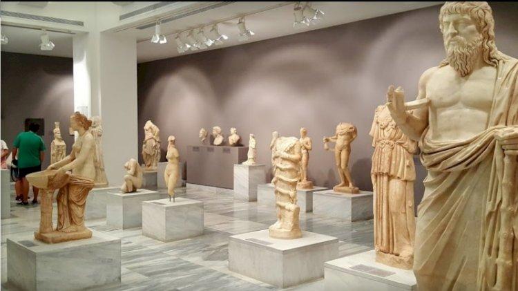 Yunanistan, tarihi eserlerini kiraya çıkardı