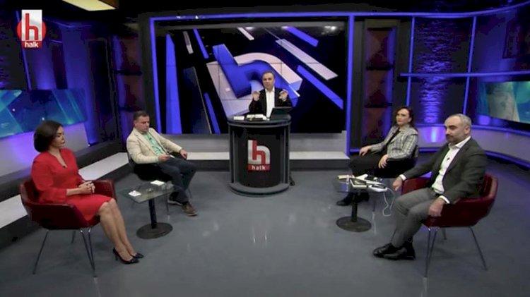 Can Ataklı, Halk TV'nin yayından kaldırdığı programın yeni adresini açıkladı