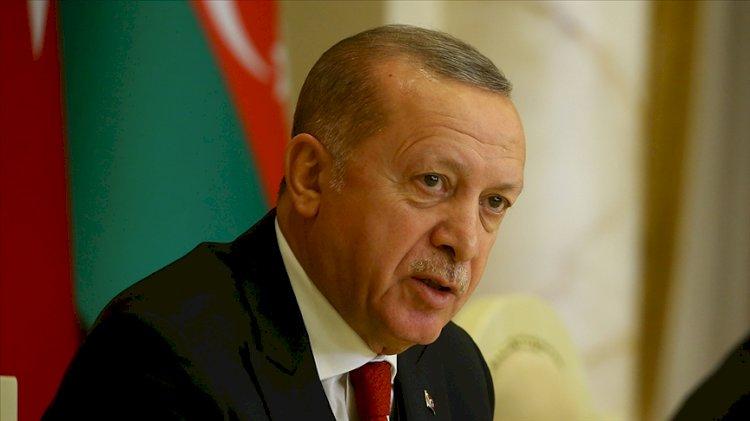 Erdoğan: ABD'nin yaptırım kararı, NATO ortağına saygısızlıktır