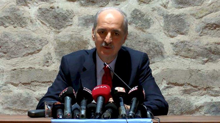 AKP'li Numan Kurtulmuş'tan 'Kılıçdaroğlu'nun adaylığı' açıklaması