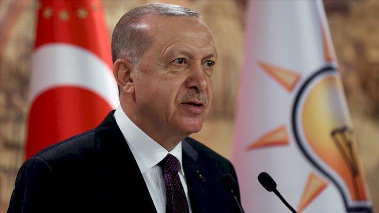 Erdoğan'dan CHP'ye sert suçlama: Beşinci kol faaliyeti yürütüyorlar