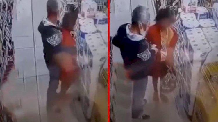İğrenç adam yakalandı! Markette zihinsel engelli kızı taciz etmişti