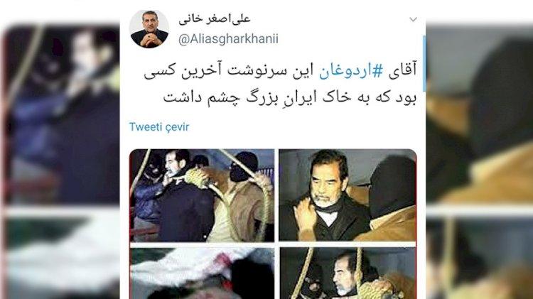İranlı vekilden çirkin benzetme