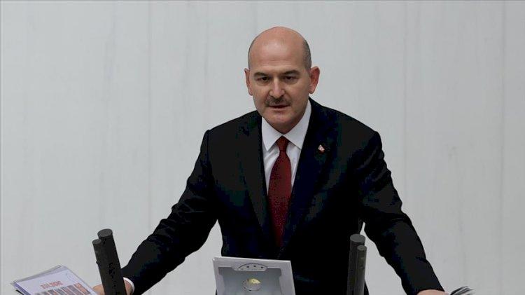 Süleyman Soylu'dan HDP'ye: Ohhh! Paralar PKK'ya gitmiyor