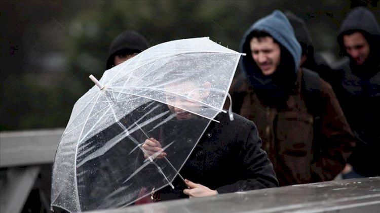Meteoroloji'den 5 il için fırtına uyarısı!