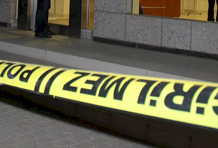 Ankara'da banka soygunu girişimi