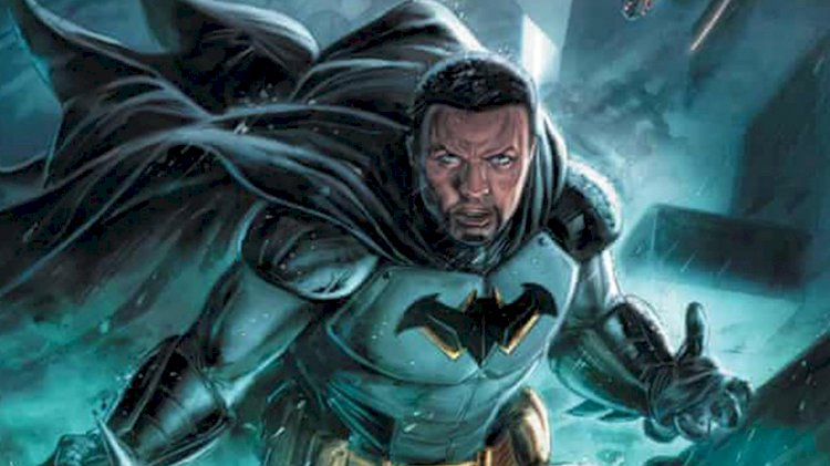 DC Comics duyurdu: Yeni Batman siyah olacak