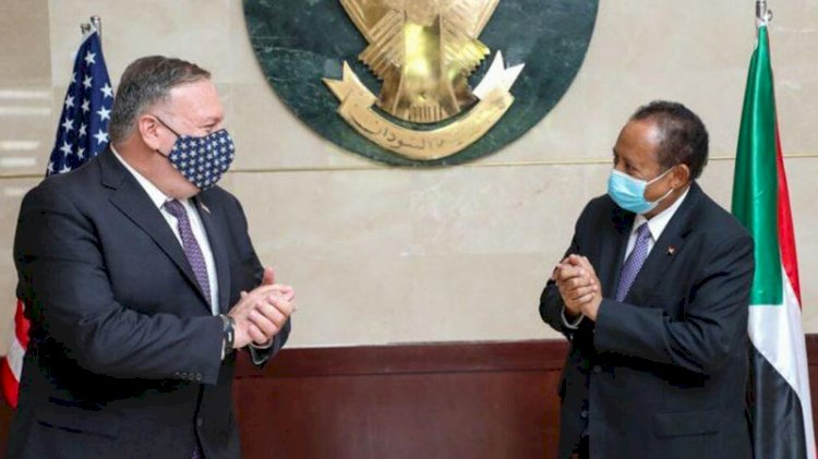 Sudan ABD'nin 'terör' listesinden çıkarıldı