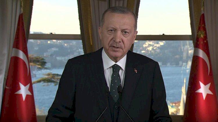 Erdoğan: 156 ülke ve 9 uluslararası kuruluşa yardım sağladık
