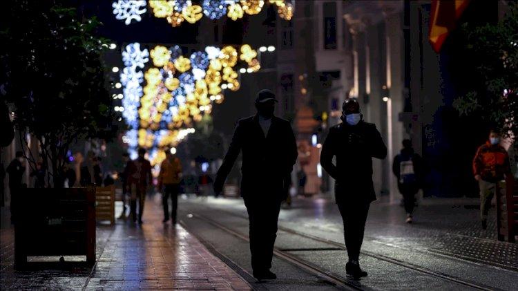 İçişleri Bakanlığından yeni sokağa çıkma yasağı genelgesi