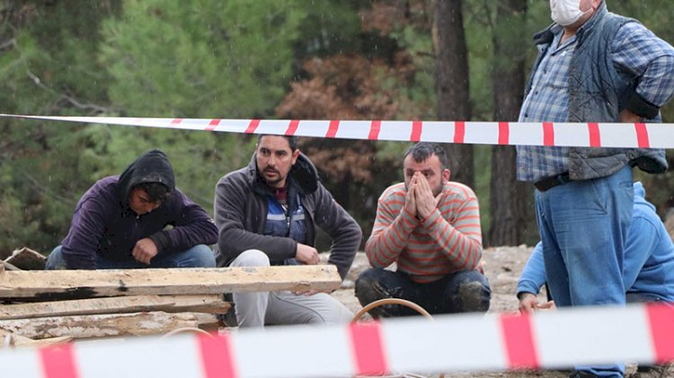Foseptik çukuruna giren 3 işçi hayatını kaybetti