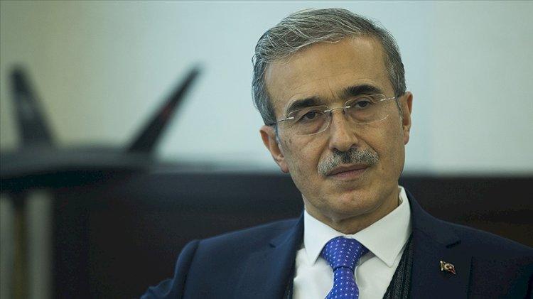 Savunma Sanayii Başkanı Demir 2021 hedeflerini açıkladı
