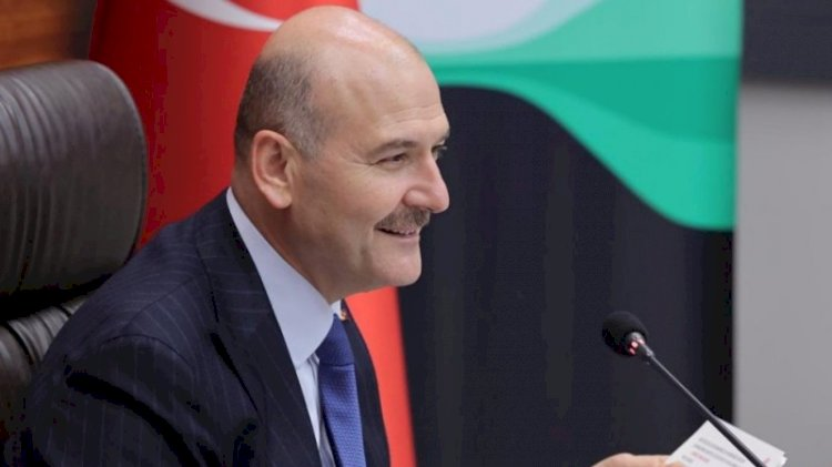 Bakan Soylu: Bugün mesleğe başlayan polis, POLSAN'dan 350 bin lira emekli ikramiye alacak