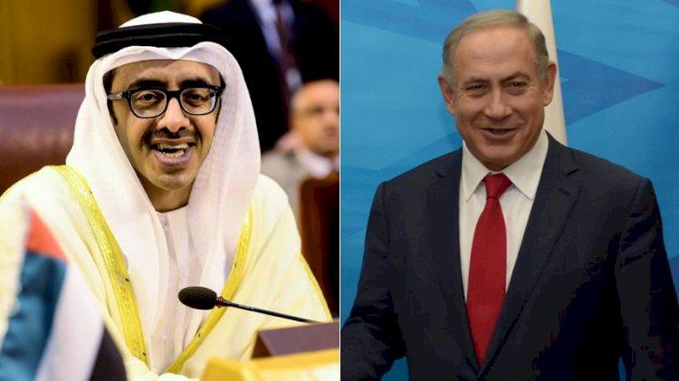 BAE ile İsrail arasında yeni iş birliği anlaşması