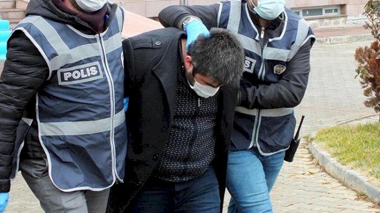 Cinsel istismar hükümlüsü FETÖ'cü eski polis yakalandı