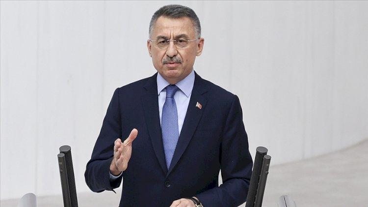 Fuat Oktay'dan Albayrak'ın istifasına ilişkin açıklama
