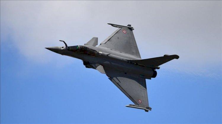 Yunanistan, Fransa'dan sipariş ettiği Rafale savaş uçaklarını gelecek yıl teslim alacak