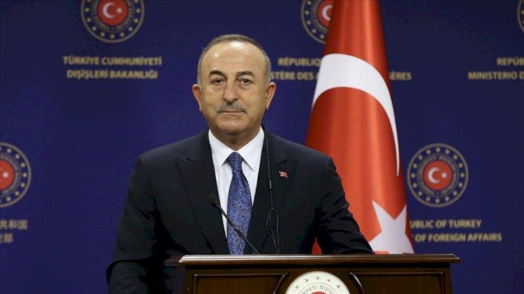 Ankara'da 'Sincar' mesaisi...Çavuşoğlu'ndan Bağdat'a destek sözü