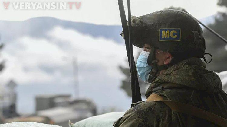 Rus barış gücü, Karabağ'da kuşatıldı mı? Rusya'dan açıklama