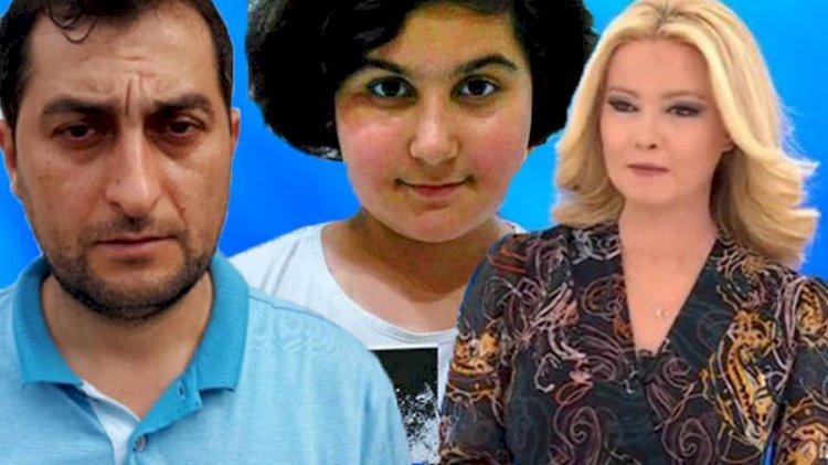 Rabia Naz Vatan'ın babasından kendisine dava açan Müge Anlı'ya 1 kuruşluk dava