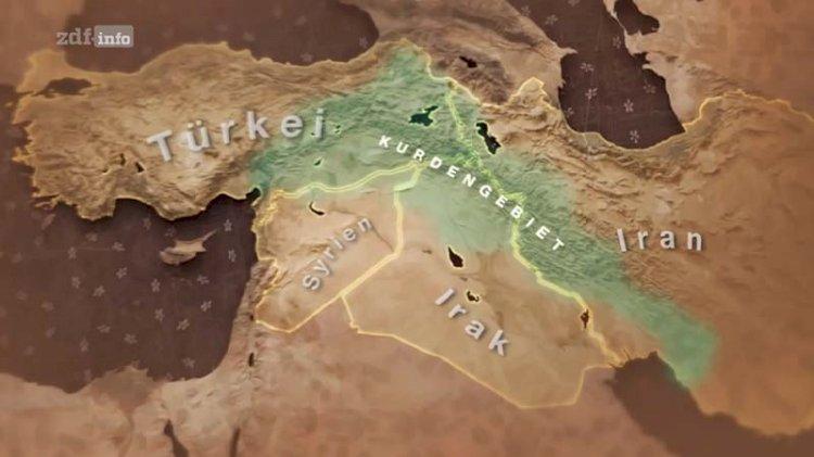 Alman devlet televizyonunda skandal PKK belgeseli!