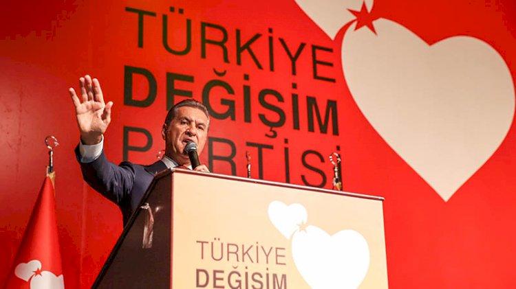Mustafa Sarıgül partisini tanıttı