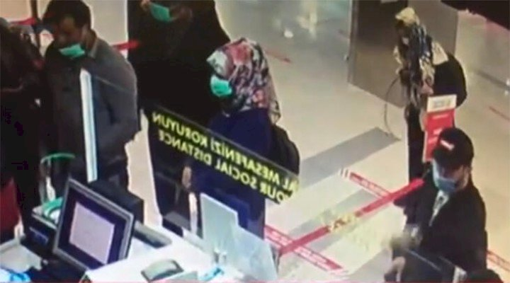 İranlı ajanların Chaab'ı Türkiye'den kaçırma görüntüleri ortaya çıktı