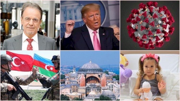 2020'de Türkiye'de en çok ne konuşuldu?