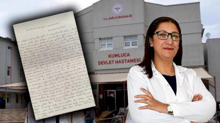 Hemşirelere 'Ben salağım' yazdıran başhekim hakkında karar verildi