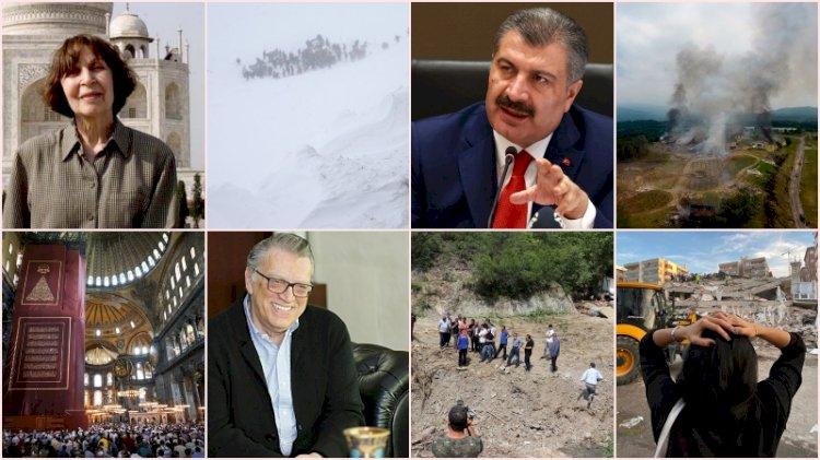 Türkiye'de 2020'de neler yaşandı?