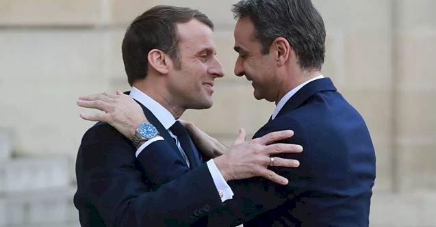 İşte Fransa'nın 'Yunanistan' sevdasının nedeni…Bakın ne kadar kazanacaklar