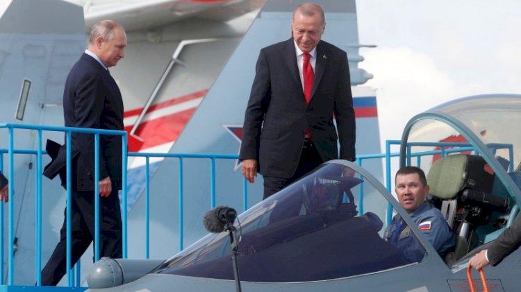Hulusi Akar'a soruldu: F-35'ler yerine Rus SU-57 düşünülüyor mu?