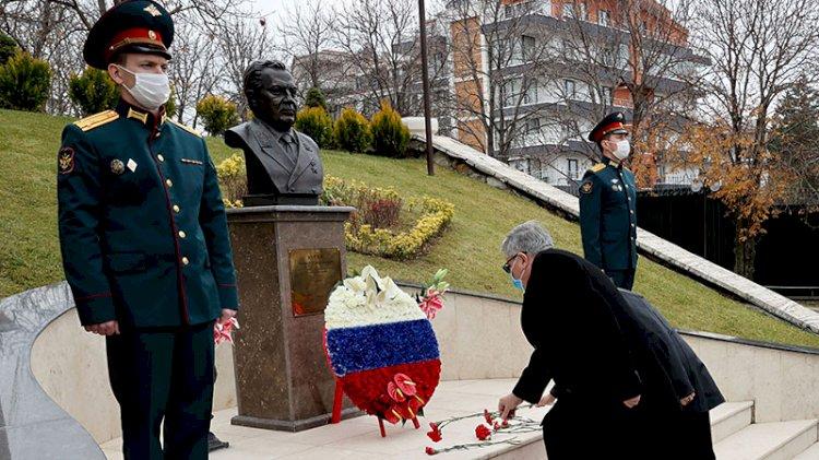 Rus BüyükelçiKarlov Ankara'da anıldı