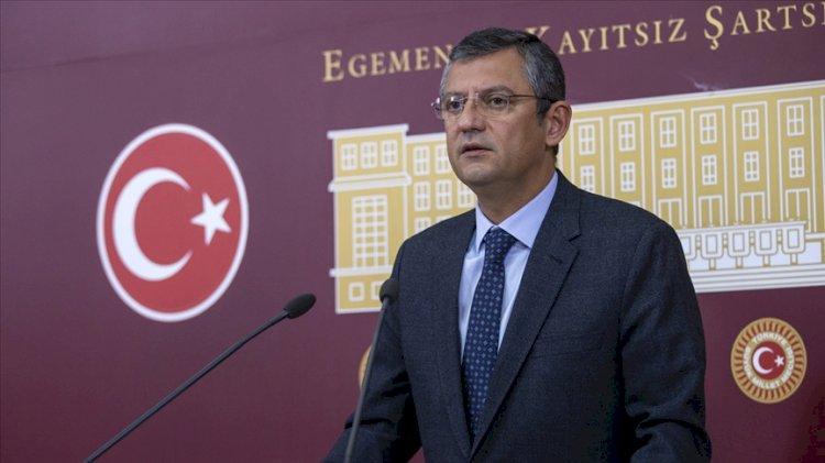 CHP'li Özgür Özel'den Amiraller çağrısı