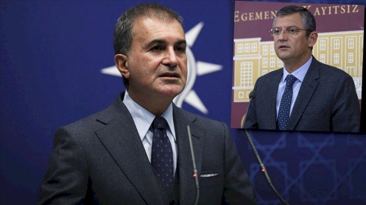 Erdoğan'a 'diktatör bozuntusu' diyen Özgür Özel'e AKP'den '5. kol' suçlaması