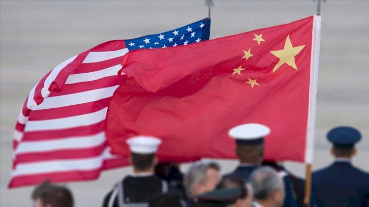 Washington-Pekin gerginliğinde yeni gelişme...ABD'den kara liste