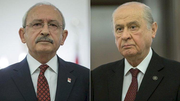 Bahçeli'den Kılıçdaroğlu'na 'ittifak' yanıtı