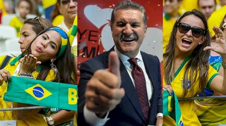 Mustafa Sarıgül'ün Brezilyalı güzellerle ne ilgisi var?