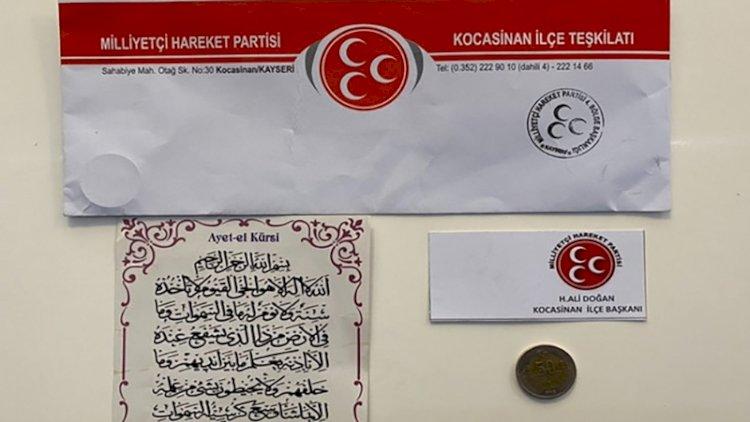 'Askıda ekmek'ten sonra MHP'den bir başka kampanya: Esnafa 50 kuruş dağıttılar