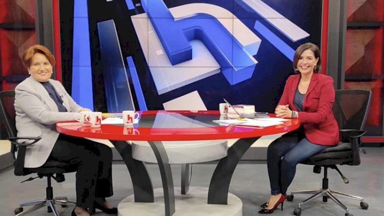Meral Akşener'den adaylık açıklaması