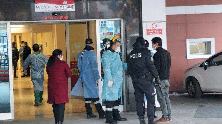 Hastanede oksijen tüpü patladı: 9 ölü