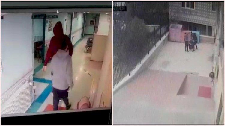 'İğne canımı yaktı' diyerek, sağlık çalışanını tekme- tokat dövdüler