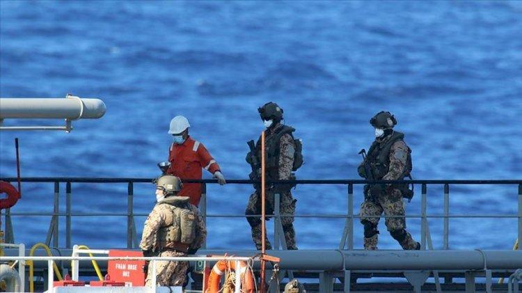 Alman komutan Türk gemisine kanunsuz baskını anlattı