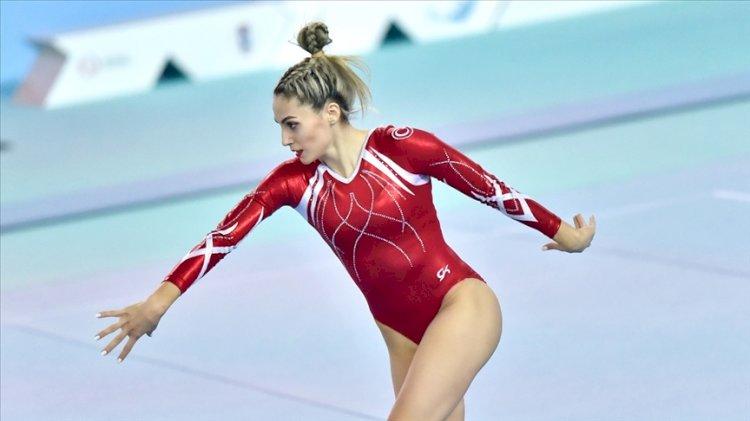 Milli sporcu Şanlı gümüş madalya kazandı